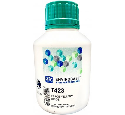 Envirobase high performance Trace yellow oxide 0.5L