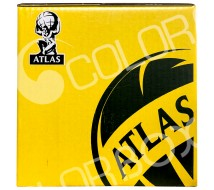 100 disques ATLAS - diam 150mm - grain P120
