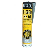Cartouche Tiger Seal joints adhesifs PU gris 310ML