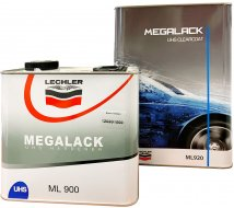Kit vernis Mégalack ML920 4L + durcisseur ML900 2L