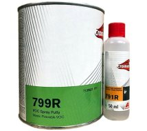 Mastic pistolable COV 1L + durcisseur 50mL