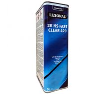 Vernis 2K HS fast clear 420 5L