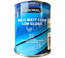 Vernis Multi matt clear low gloss (vernis mat) 1L