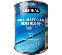 Vernis Multi matt clear semi gloss (vernis satin) 1L