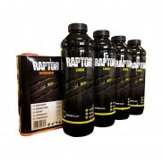 Kit raptor blanc 3.8L + durcisseur 946ML