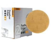 50 disques -Feather Edge- diam 150mm -étape2