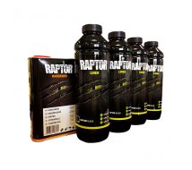 Kit raptor teintable 4L + durcisseur 1L